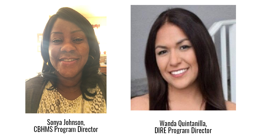 Meet Sonya Johnson & Wanda Quintanilla, CIC's Newest Staff Members